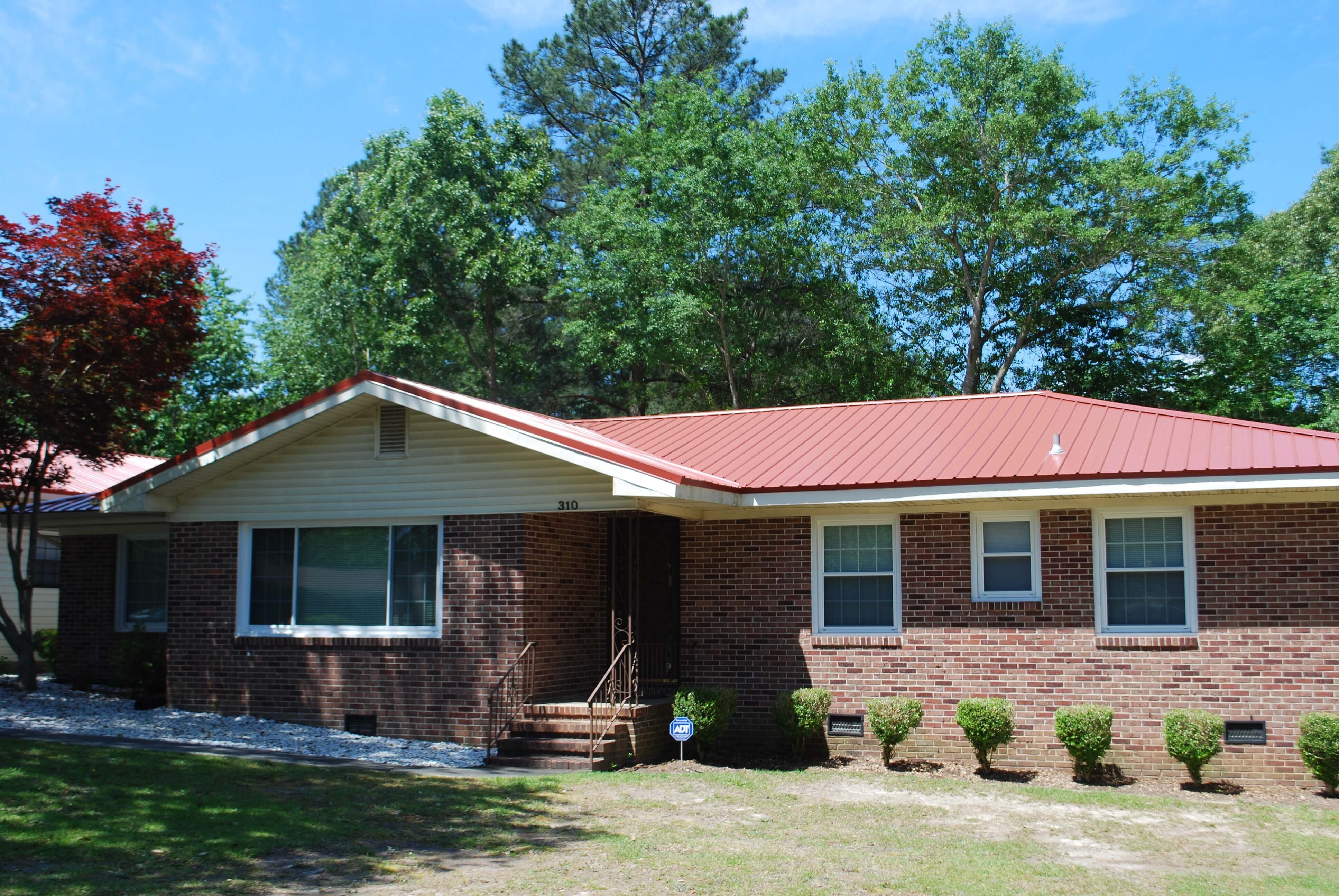 R Panel Metal Roofing And Metal Siding Systems Smith Built