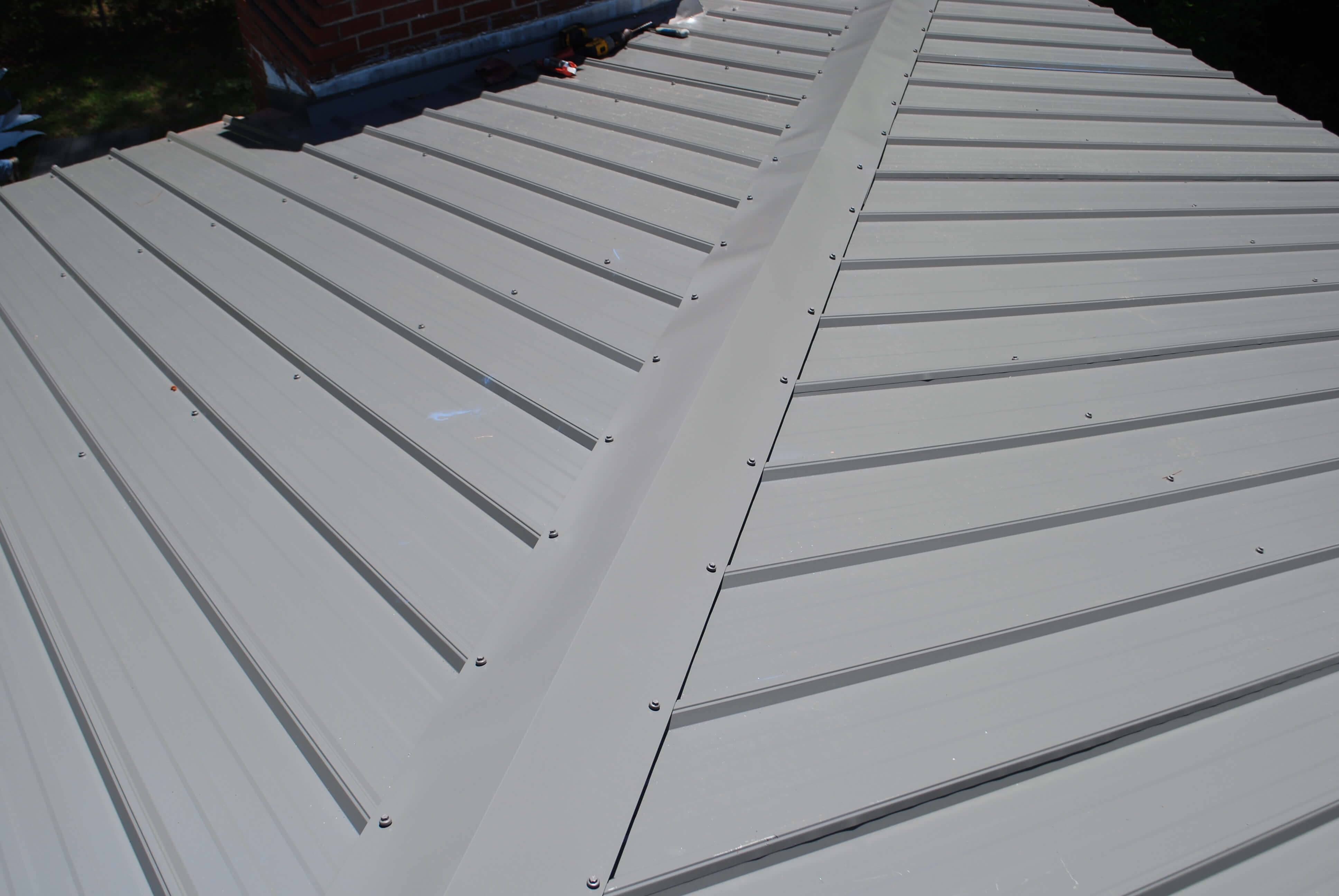 36 Quot Wide Master Rib Panels For Metal Roofing Applications