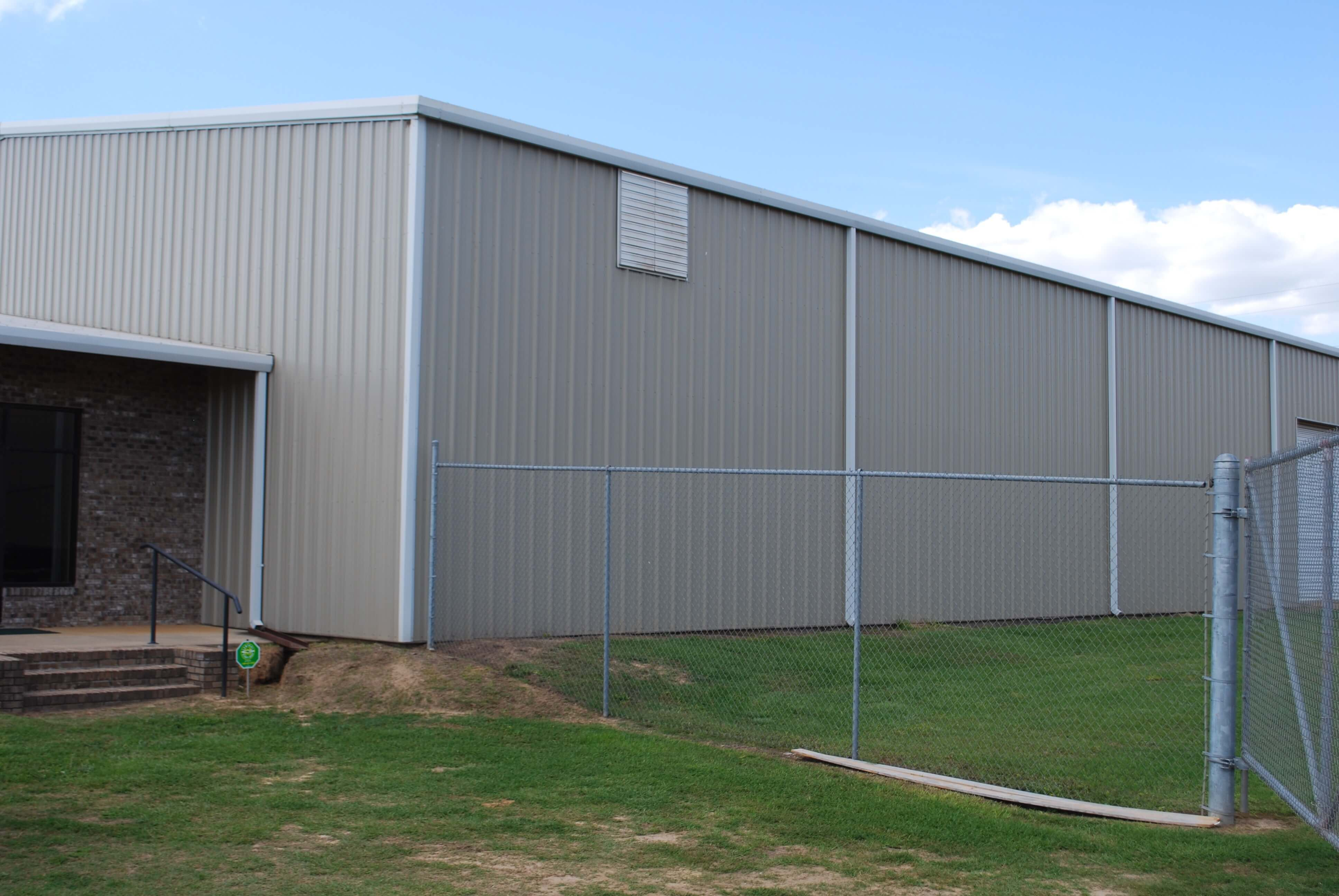 Metal Agricultural Amp Commercial Buildings Sheds And Shelters
